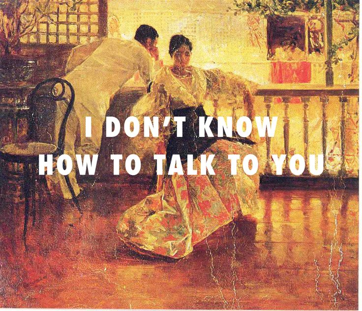 Lately you just make me work too hard for you Tampuhan (1895), Juan Luna / Too Good, Drake ft. Rihanna