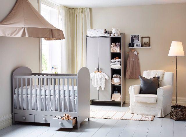 Gonatt #Ikea nursery room