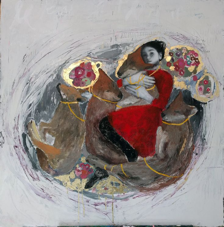 Oeuvres | Dominique Fortin | Artiste peintre