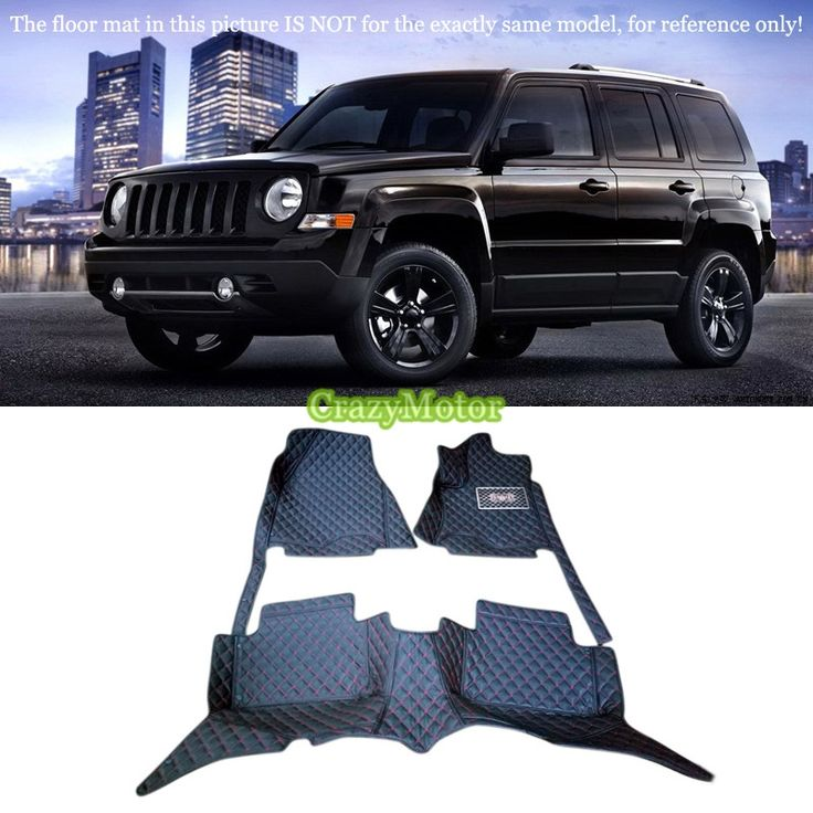72.74$  Watch here - http://aiuv5.worlditems.win/all/product.php?id=32763295638 - Car floor mats waterproof durable car rugs For Jeep Patriot 2010 2011 2012 2013 2014 2015