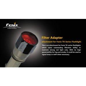 Fenix Filter Adapter for TK10, TK11 & TK20