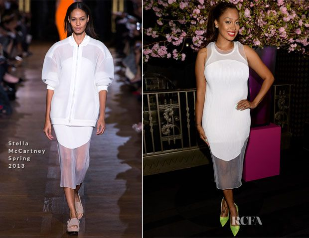La La Anthony In Stella McCartney – 4th Annual ELLE Women in Music Celebration