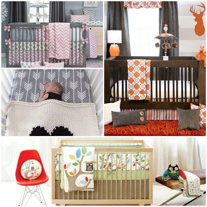 146 best Kinderzimmer images on Pinterest Child room, Baby room - babyzimmer orange grn