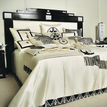 An Art Deco Esque Collection At Lalique Maison Includes The Raisins Bed