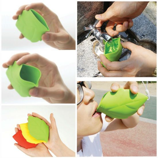 Shut Up And Take My Money - Cool Gadgets and Geeky Products- could be used anywhere that may have a water fountain because they're always a pain
