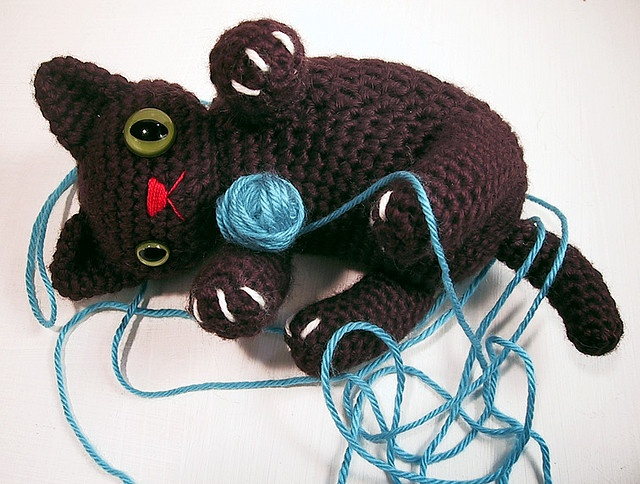 140 best images about amigurumi cats on Pinterest