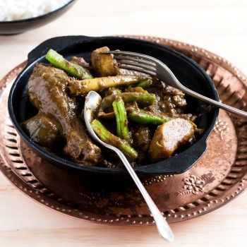 Mum's Spicy Chicken Curry