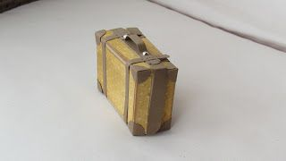 Ruth's lille blog: Kort og en lille kuffert