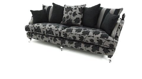 Large Pillowback Style Sofa