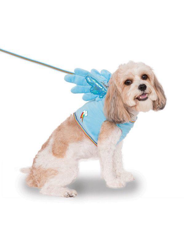 My Little Pony Rainbow Dash Pet Wing Harness Pet Costumes