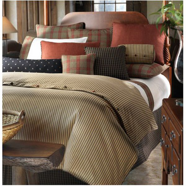 Mystic Valley High Country Bedding