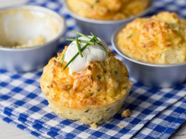 Kartoffel-Käse-Muffins