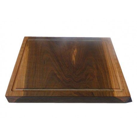 Tabla de Cortar Rectangular Fabricado en madera mazisa