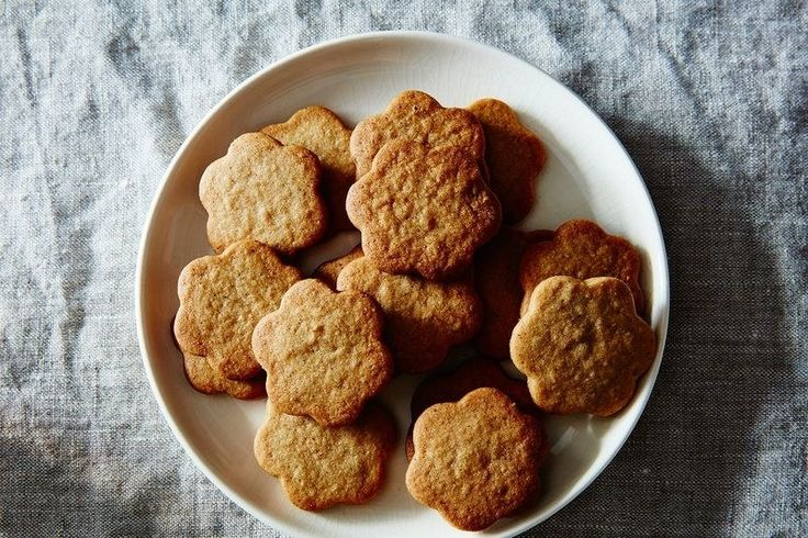 Ginger Cookies (Pepparkakor)