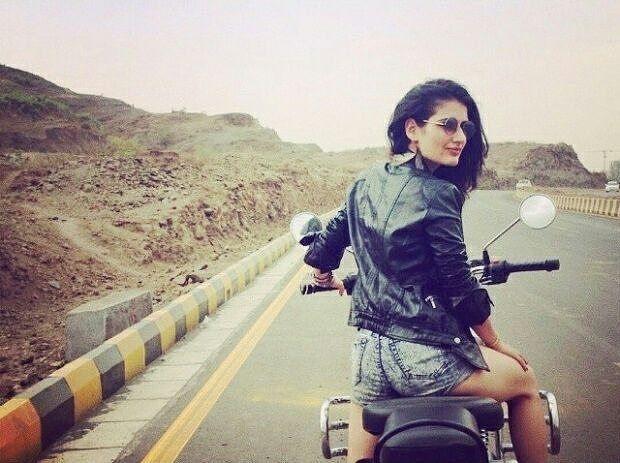 Shoutout to the  birthday girl @fatimasanashaikh