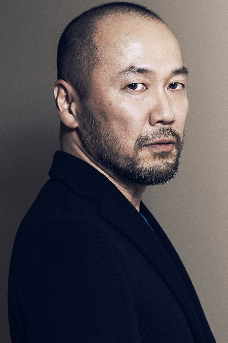 "Takehiko Inoue, the artist behind my favorite manga ""Vagabond."" Celebrity photo by Laurent Koffel."