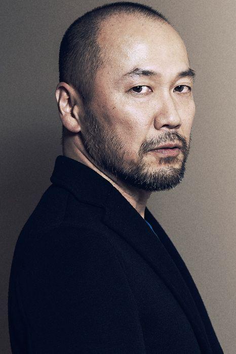 "Takehiko Inoue, the artist behind my favorite manga ""Vagabond."" Celebrity photo by Laurent Koffel."