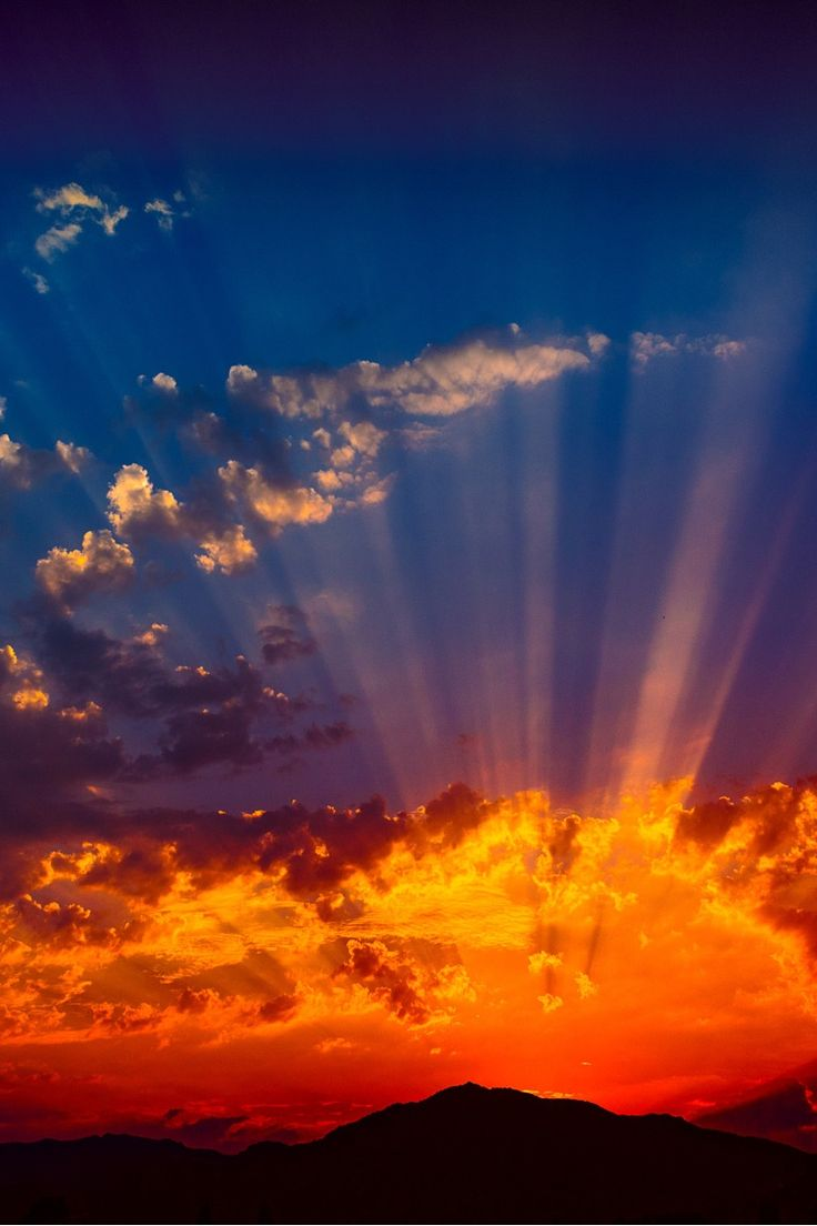 """sundxwn: """"celestial afterglow by Christos """""""