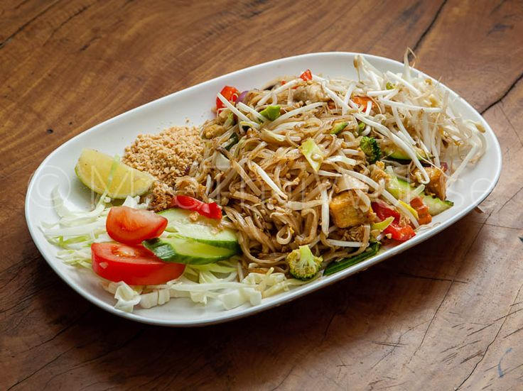 Mae Thai - Separate vegan menu