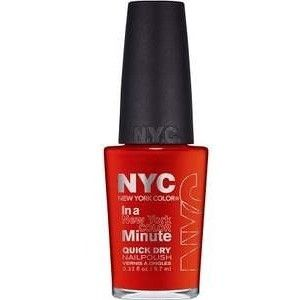 New York Color In A New York Color Minute Quick Dry Nail Polish, Spring Stree...
