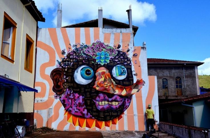 rojo roma 750x496 pic on Design You Trust: Graffiti Street Art, Art Things, Art 000, Graffiti Vale, Graffitistreet Art, Streetart Argentina, Art Sa, Brazil Streetartnew, Rojo Roma