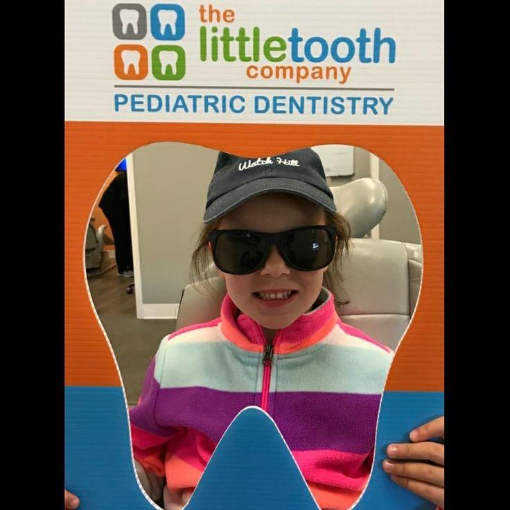 Dentist customized selfie frame dental marketing photo