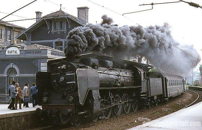 kartal treni