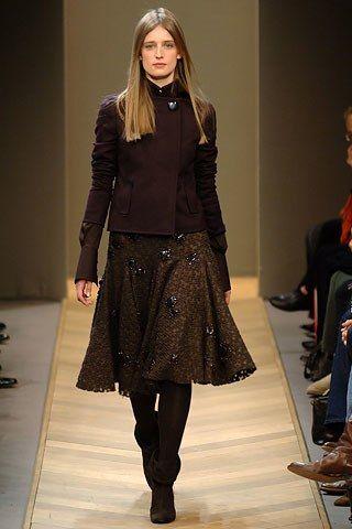 Akris Fall 2005 Ready-to-Wear Fashion Show - Anne Catherine Lacroix (Elite)