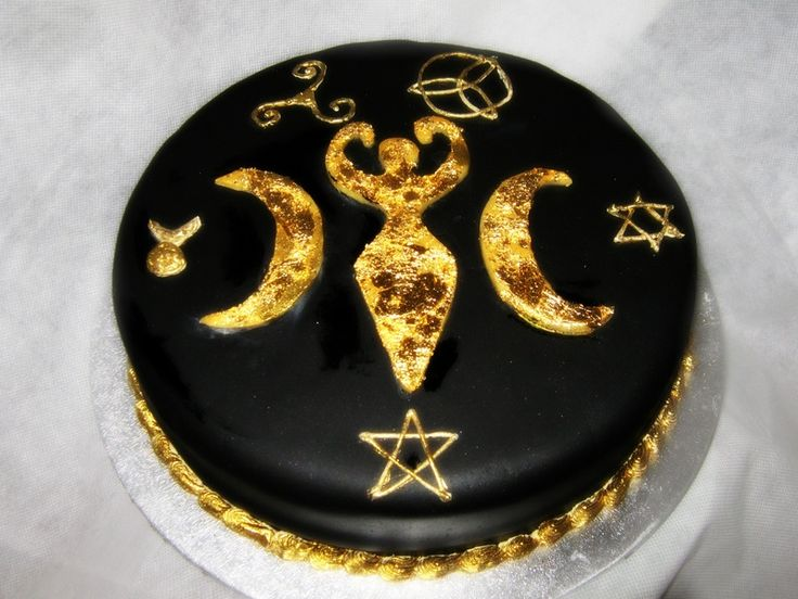Decoração Wicca ~ 17 Best images about Pagan cakes on Pinterest Pagan wedding, Wheels and Goddesses