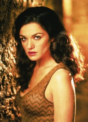 Rachel Weisz as Evelyn Carnahan O'Connell in The Mummy Returns