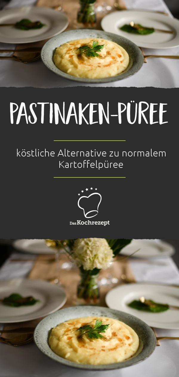 Alternatives Weihnachtsessen.Pastinaken Püree Rezept In 2019 Weihnachtsessen Beilagen