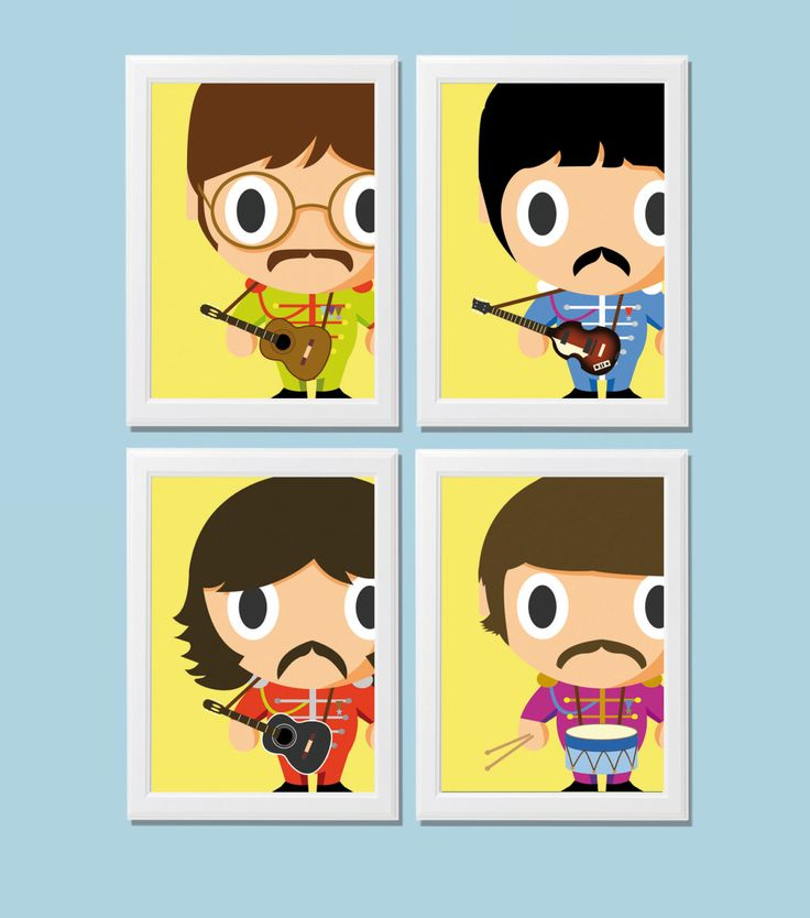 Un preferito personale dal mio negozio Etsy https://www.etsy.com/it/listing/237527261/baby-heroes-the-baby-beatles-digital