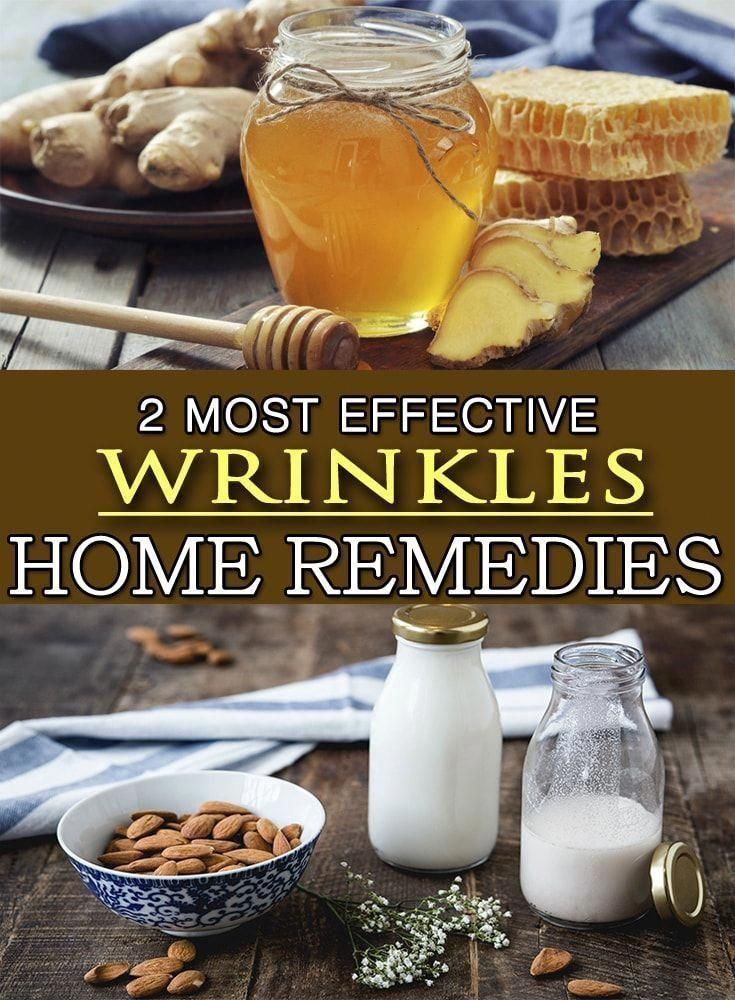 2 Most Effective Home Remedies For Wrinkles Around…