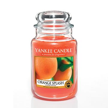 Orange Splash - Fragrances - Yankee Candle - Summer 2014