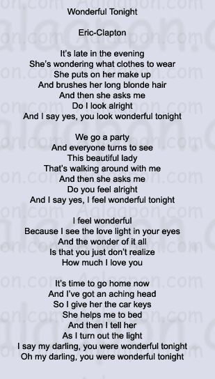 Best love song ever written