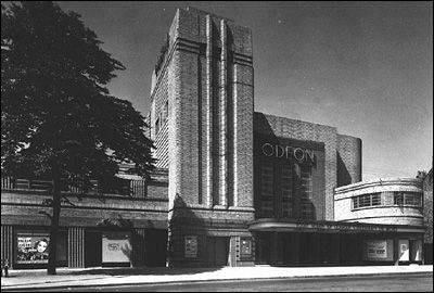11 best images about odeon garden on pinterest foyers for Architecture 1930