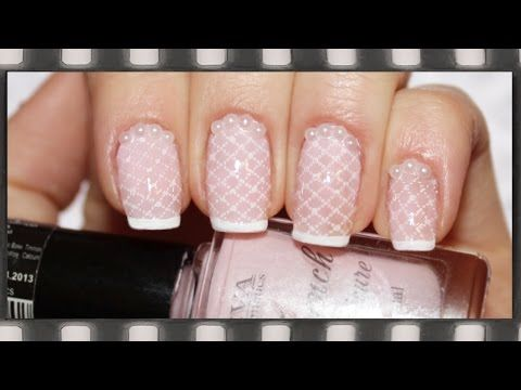 Art Simple Nail - YouTube