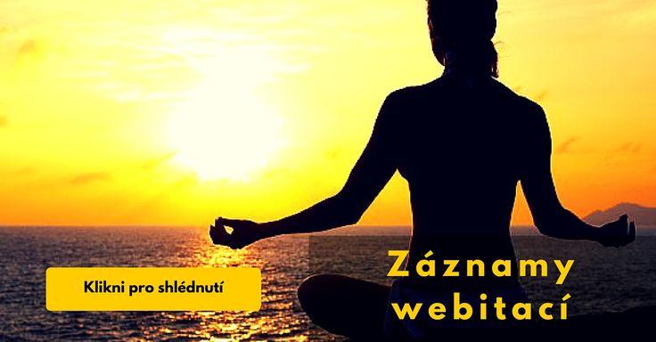 Chceš relaxovat a ještě se něco zajímavého dozvědět? Vyber si téma a medituj…