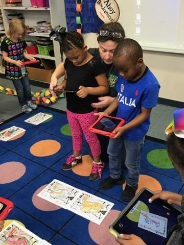 """Becky Holland on Twitter: """"Kinder Ss using Quiver app during Fire Prevention Week! Ss ♥️ seeing their fire engines in 3D @HillHighlanders @quivervision @aisdlibsrv https://t.co/LTGpCgiV92"""""""