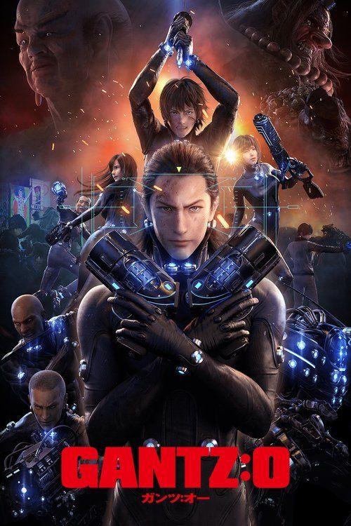 Gantz:O 【 FuII • Movie • Streaming