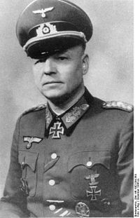 Otto Fretter-Pico was a German general who fought the two world wars, being awarded the Knight's Cross of the Iron Cross for acts of bravery in combat in late 1944. During World War II fought in Poland Invasion, Battle of France, Operation Barbarossa, Battle of Stalingrad, Offensive  Belgorod-Kharkov, Opera Dragon and the Italian Campaign. At the command of the 148th Infantry Division was captured by Brazilian forces in the Battle of Fornovo di Taro in April 1945, along with all his…