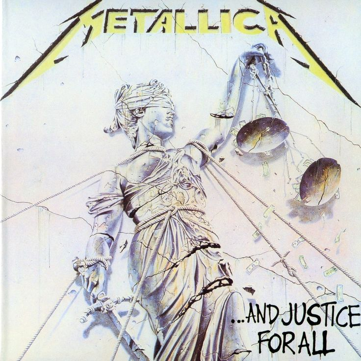 ...And justice for all - Metallica (1988)