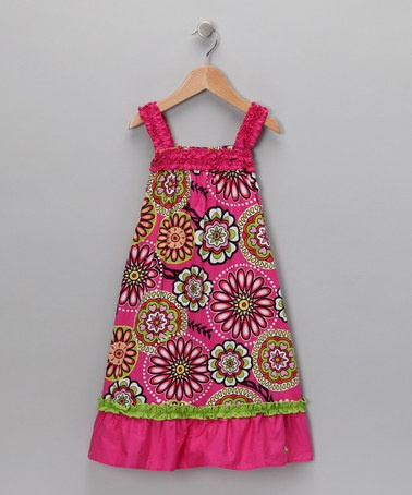 Take a look at this Fuchsia Flower Power Dress - Infant & Toddler by Lilybird on #zulily today!: Fuchsia Flowers, Summer Dresses, Kids Style, Flowers Power, Power Dresses, Flower Power, Future Kids, Pillowca Dresses, Fall Essential