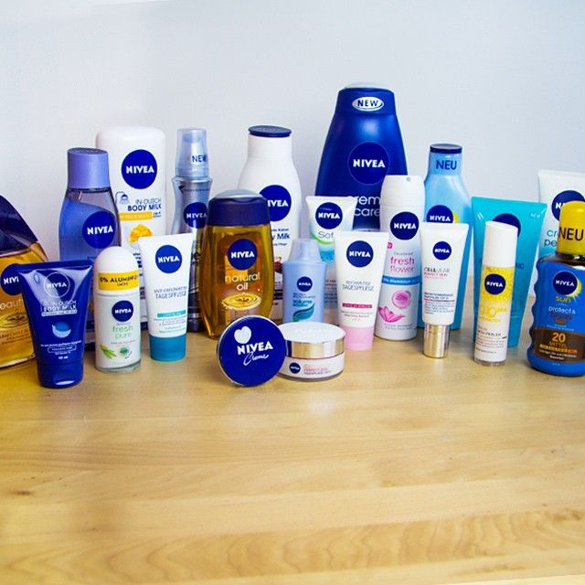 Do you also collect our #NIVEA products?