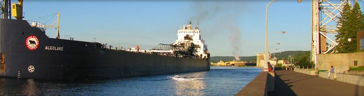 Lake Superior Duluth MN Harbor | Duluth MN Shipping Attraction | Marine Museum & Maritime Visitors Center