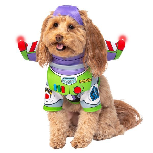 Buzz Lightyear Dog Costume Toy Story Size Xl Pet Costumes
