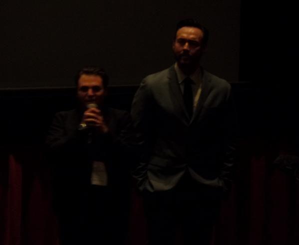 Kevin Durand Dark Was the Night premiere Screamfest 2014