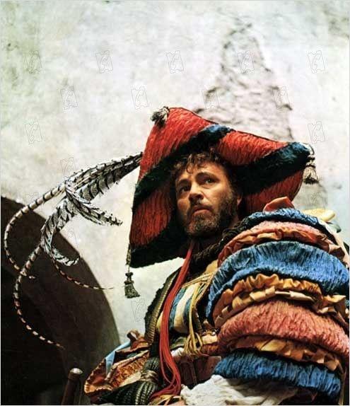 La Mégère apprivoisée : photo Franco Zeffirelli, Richard Burton (1968)