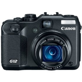 Canon G12 for when I start my food blog: http://www.amazon.com/gp/product/tech-data/B0041RSPRS/190-2181315-3204454