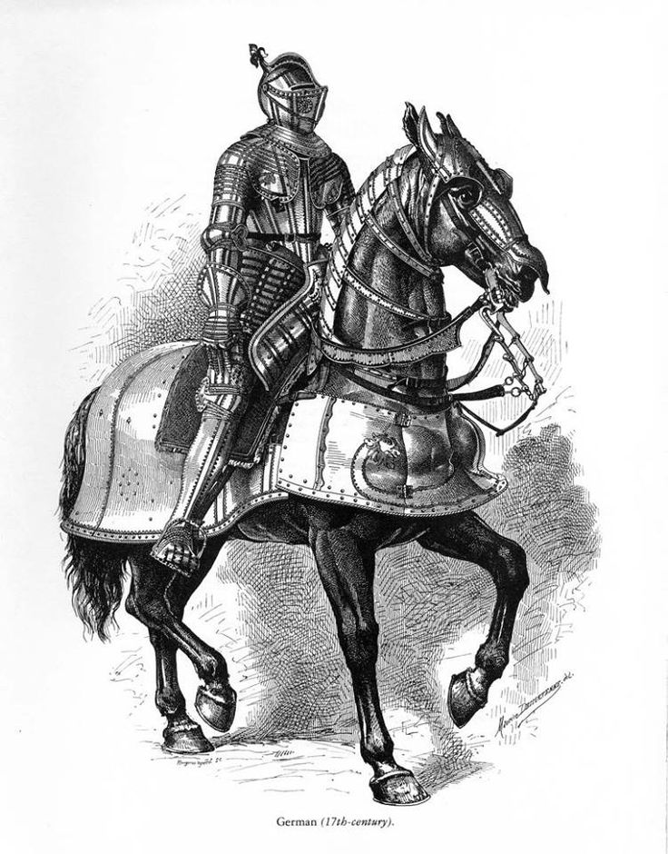 Картинки средневековье рыцари